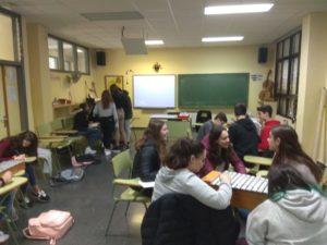 CLASSES DE COMPOSICIÓ: BUSCANT L'HARMONIA 1