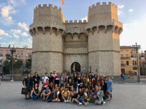 PROJECTE TANDEM: Intercanvi dels cicles formatius amb alumnes italians 2