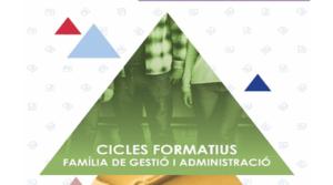 CICLES FORMATIUS FAMÍLIA ADMINISTRACIÓ 1