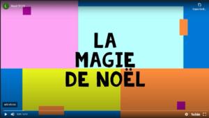 L'ALUMNAT DE FRANCÉS ENS FELICITA LES FESTES 1